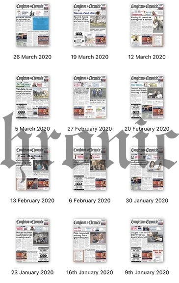 Editions of the Chronicle