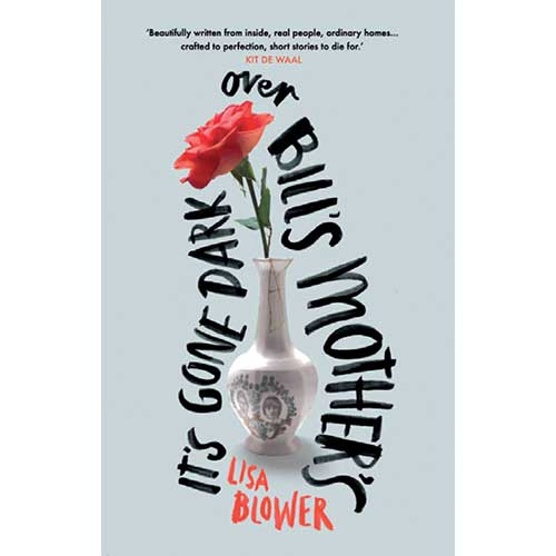 It's gone dark over Bill's Mother's by Lisa Blower book cover
