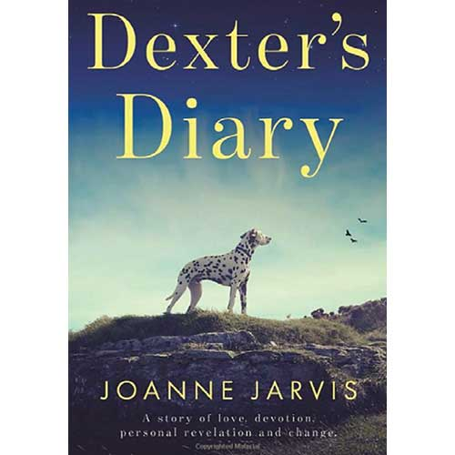Dexter's Diary by Joanne Jarvis Book Cover