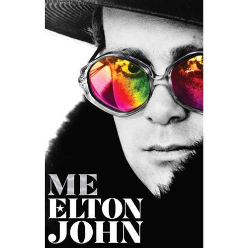 Me Elton John book cover