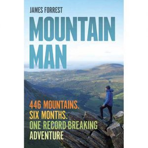 Mountain Man by James Forrest book cover