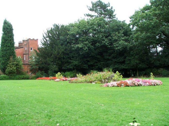 Milton Gardens in Alsager.