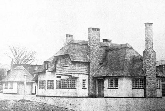 The Church House.