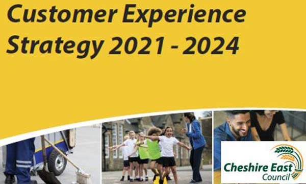 Customer experience strategy.