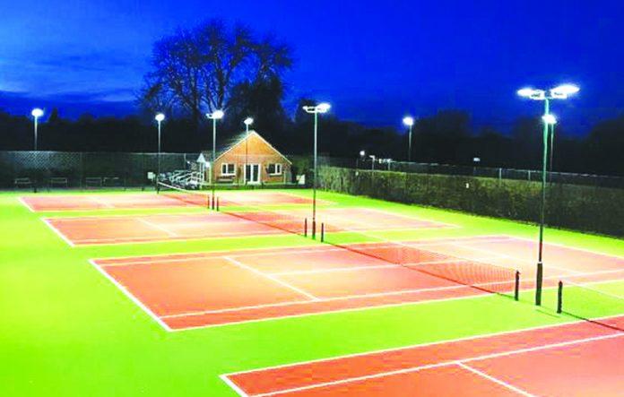Alsager Tennis Club.