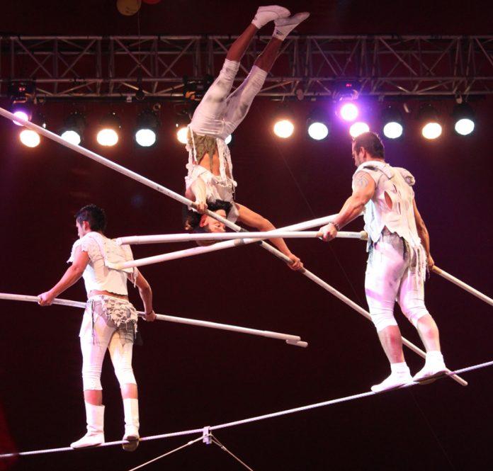 Gandey's Circus.