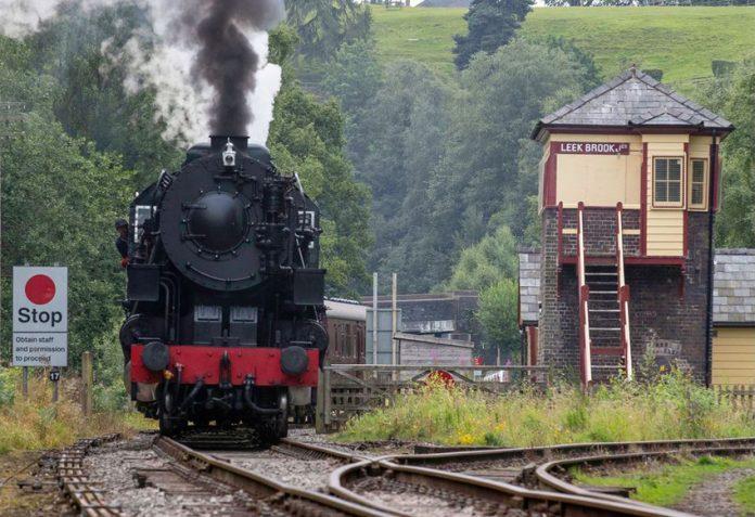 Churnet Valley Railway.