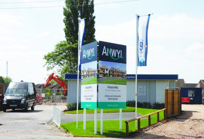 Anwyl Homes.