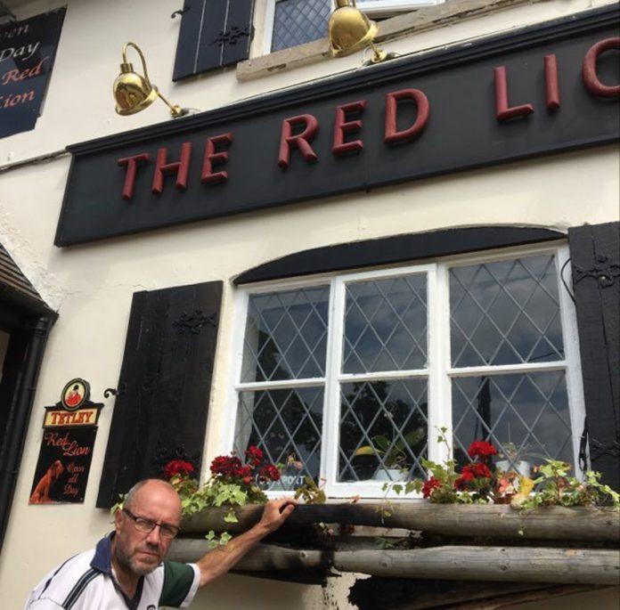 Red Lion Goostrey.