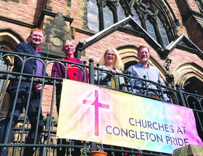 Congleton Pride.
