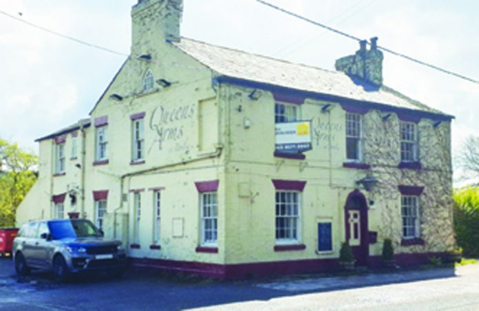 Queens Arms.