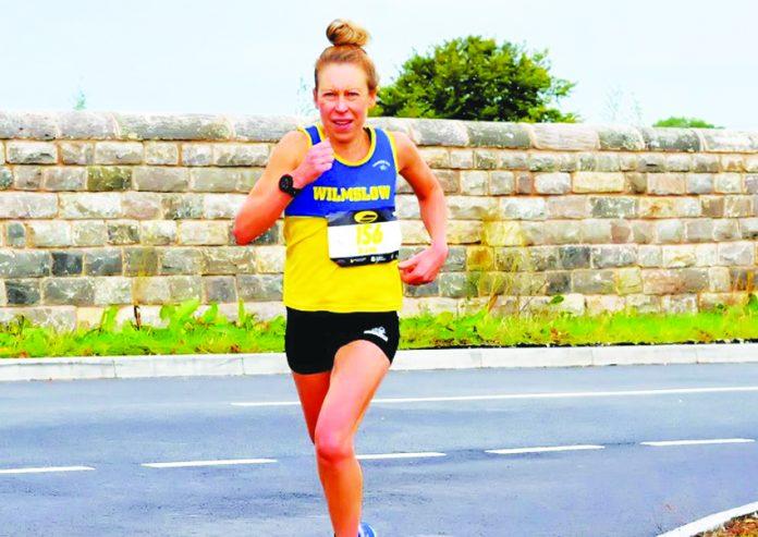Congleton Half Marathon.